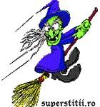 Întreabă Vrăjitoarea Superstiţioasă