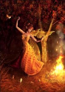 Legenda Sânzienelor – Rouă şi flăcări