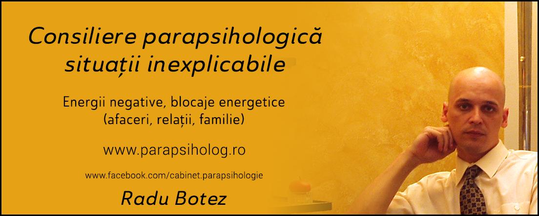 Cabinet Parapsihologie Bucuresti Dristor